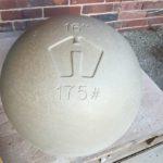 HYBRID mold für Atlas Stein - fertiger Stein